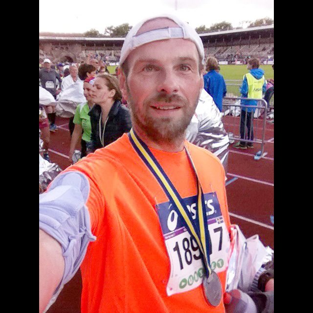 Stockholm Marathon 2014 Finisher