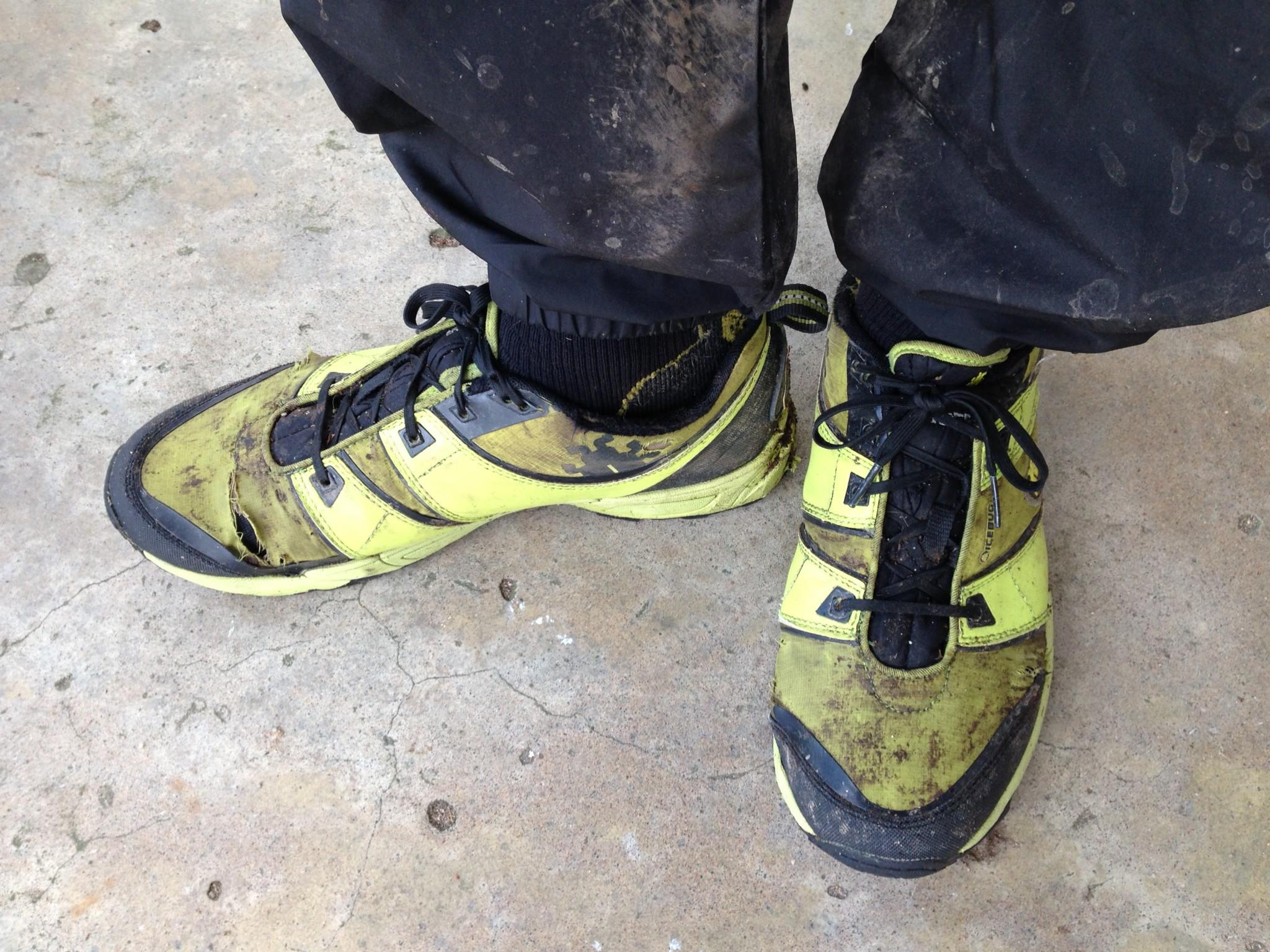 Trail 12 km på Ankarsrumsleden 2015-02-22