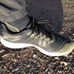 Provar hur nya skorna känns på ett långpass - Pro Touch - 2018-01-27